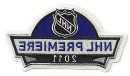 2011 NHL Premiere Opening Game Jersey Patch Anaheim Ducks Ne