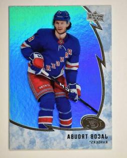 2019-20 ICE Base #37 Jacob Trouba - New York Rangers