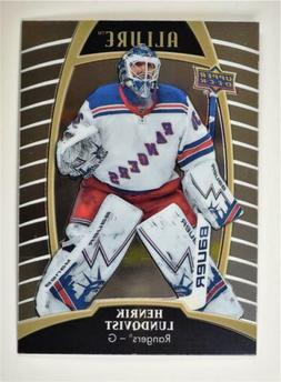 2019-20 Allure Base #56 Henrik Lundqvist - New York Rangers