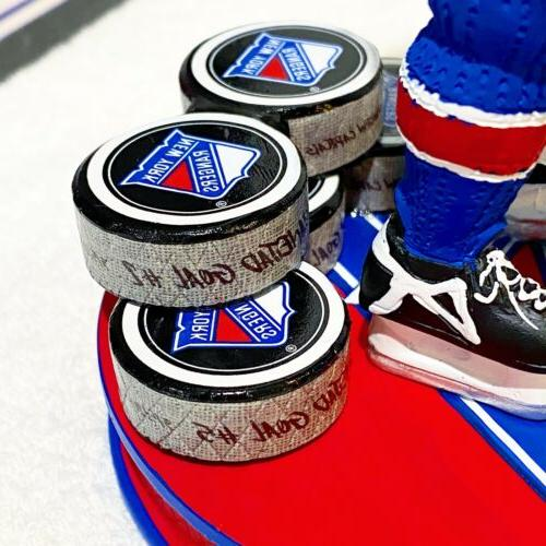 """MIKA Rangers """"5 Exclusive NHL"""