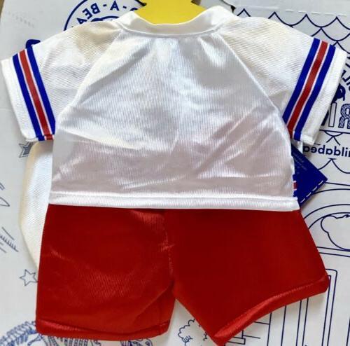 New Build Hockey Rangers Costume New York