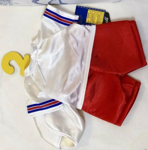New Hockey NHL Uniform Costume Set Lot New
