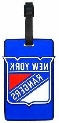 New York Rangers - NHL Soft Luggage Bag Tag