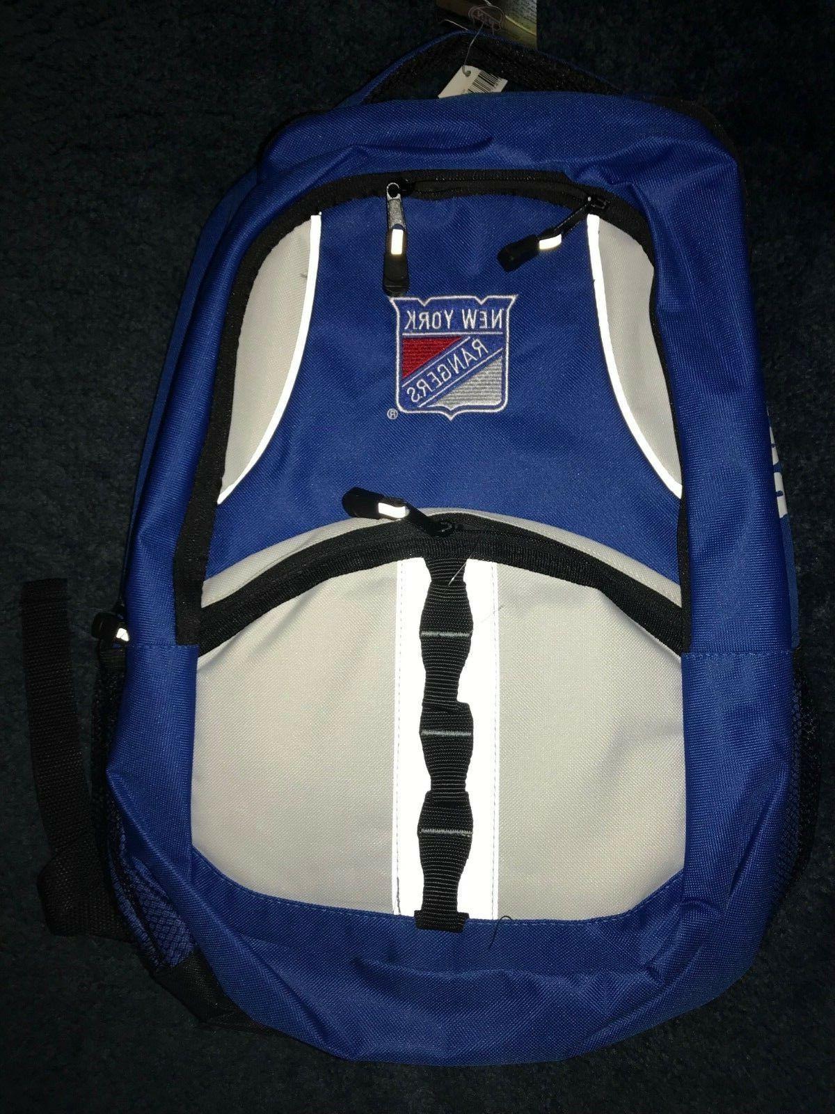 new york rangers backpack great for school