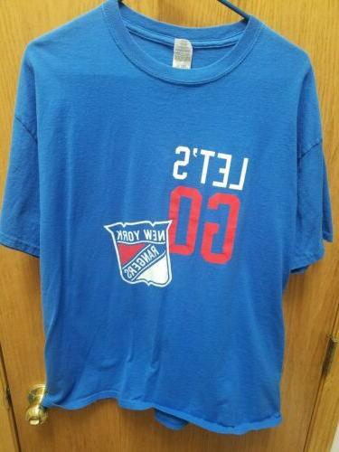 New York Large 6 Shirts & Sweat
