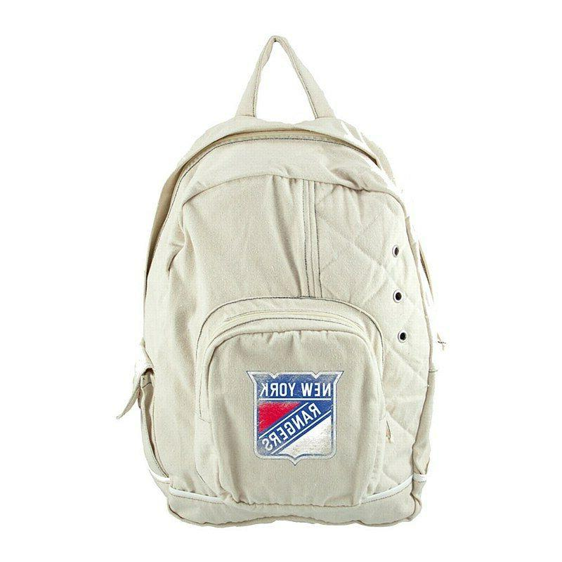 new york rangers distressed logo natural old