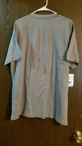 NHL New York Men's Home T-Shirt - Gray XXL