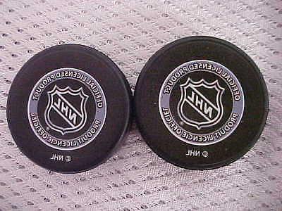 New York Hockey League Puck Charms