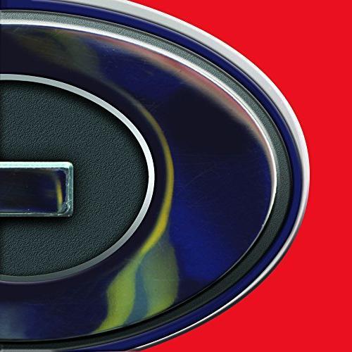New Chrome Car Emblem