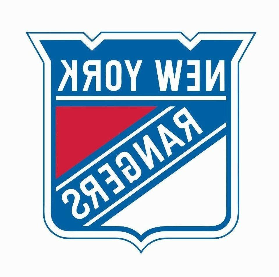 new york rangers nhl hockey full color