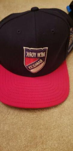 New York Rangers NHL Reebok Winter Classic Snapback Hat Cap
