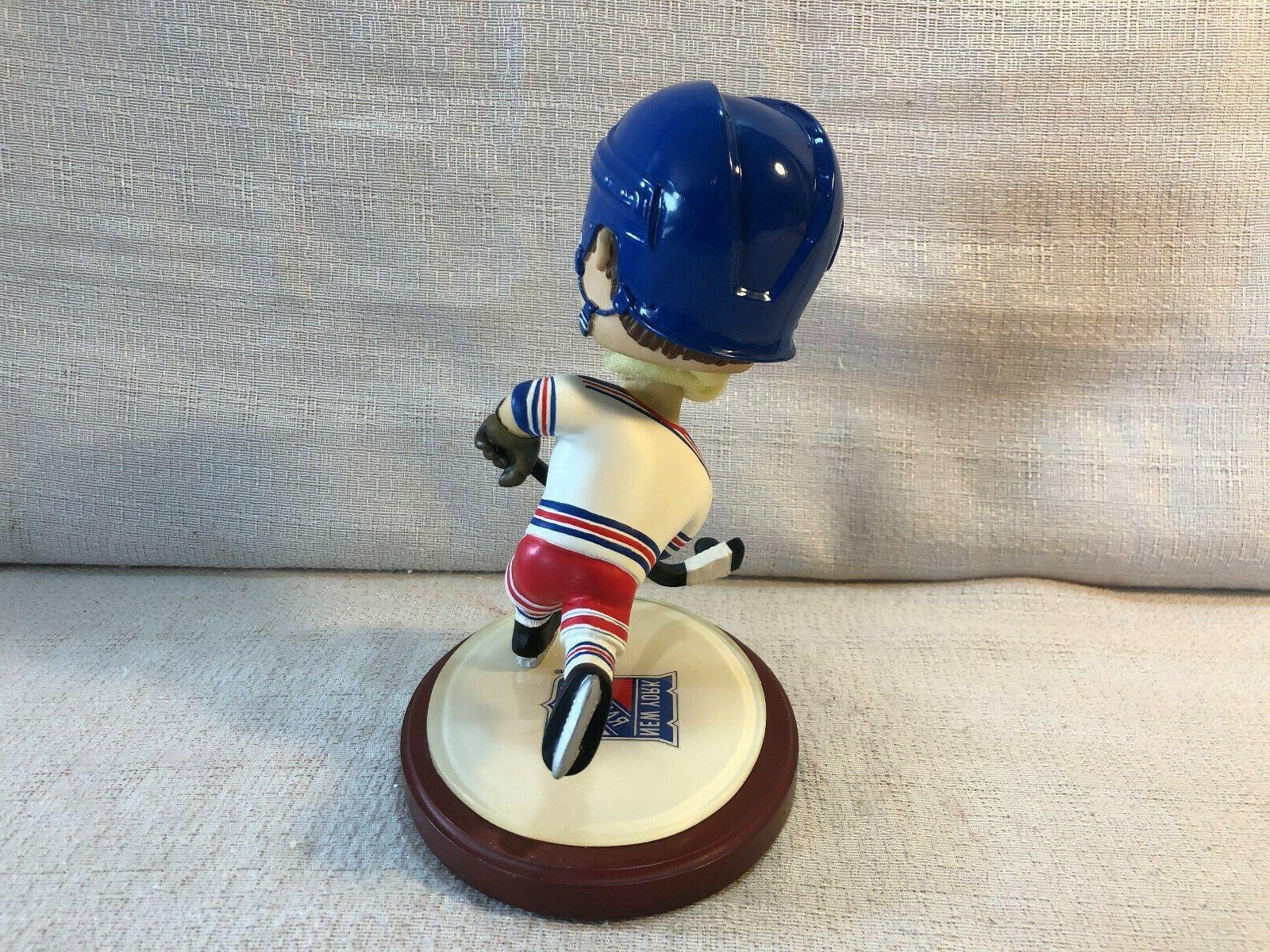 New York Rangers Bobble Head Hockey