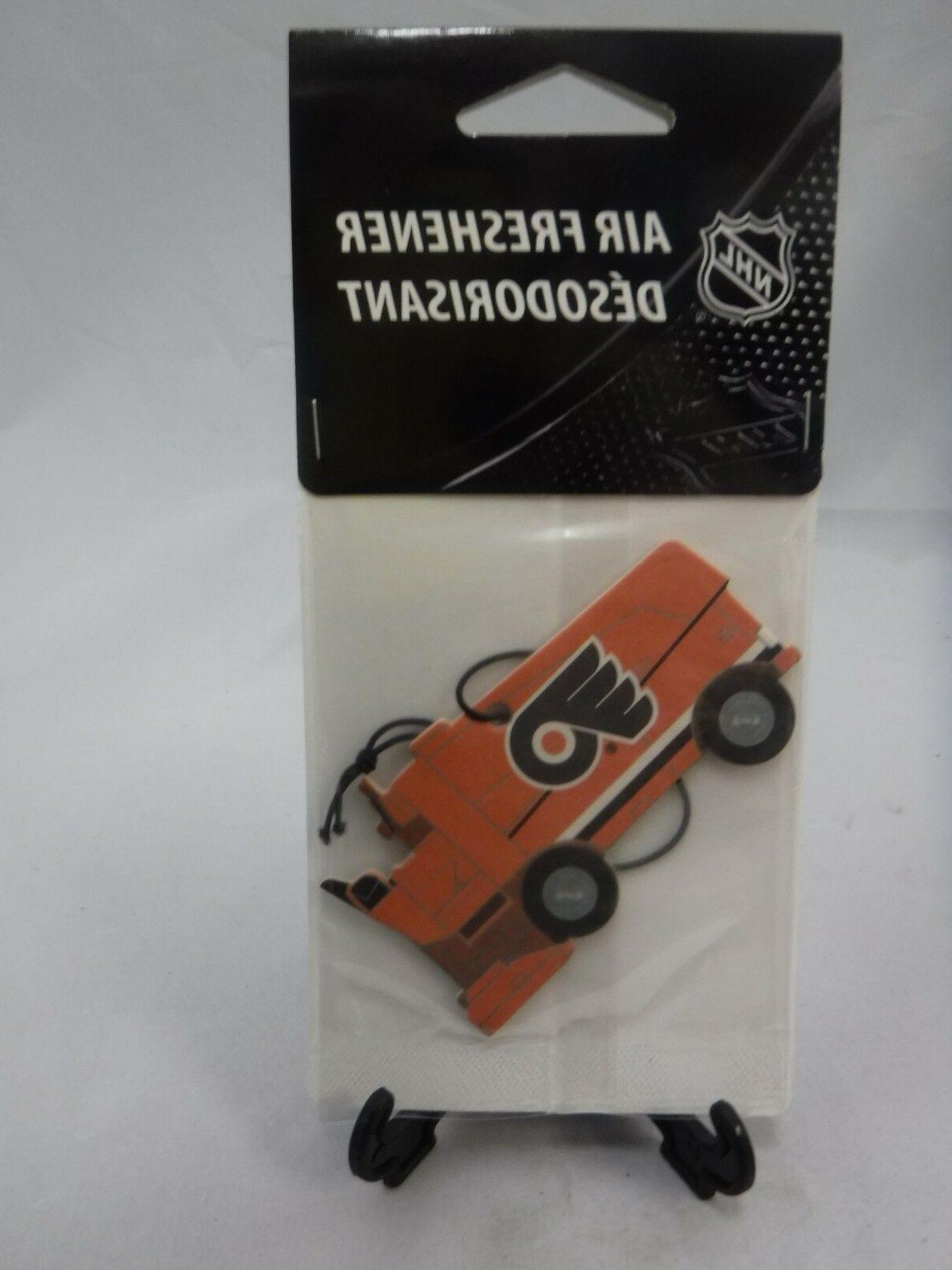 NHL PRODUCT ZAMBONI AIR FRESHENER.