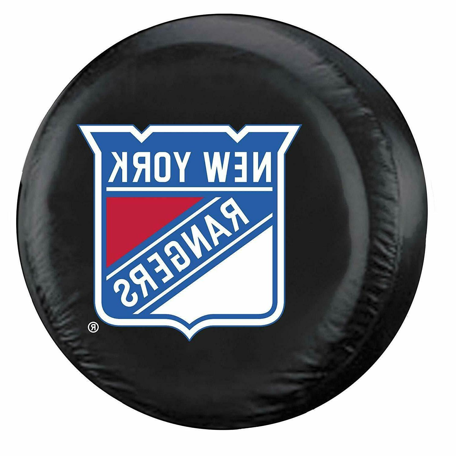 """NHL New York Rangers® Tire Covers Standard Size 27"""" - 29"""" t"""