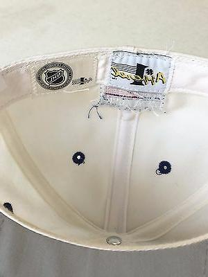 YORK FLAT BRIM FITTED HAT