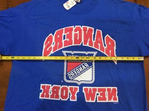 Vintage NHL New York Rangers Tee NWT