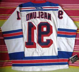 Markus Naslund Reebok NHL Jersey New York Rangers NWT