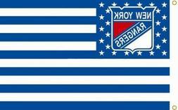 NEW New York Rangers NHL Official 3x5 Indoor Outdoor Banner