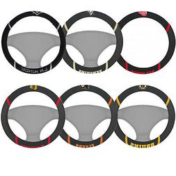 New NHL Pick Your Teams Car Truck Steering Wheel Cover Offic