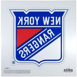 New York Rangers Official NHL Die Cut Car Magnet by Siskiyou