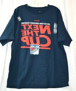 New York Rangers Reebok 2014 Eastern Conf Champions Next the