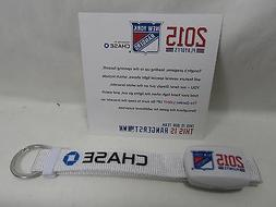 New York Rangers 2015 Playoffs Wristband Bracelet Chase Give