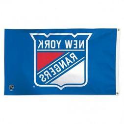 New York Rangers 3x5 Deluxe Banner Flag NHL Hockey Team Spor