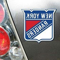 "New York Rangers WinCraft 5"" Primary Die-Cut Car Magnet"