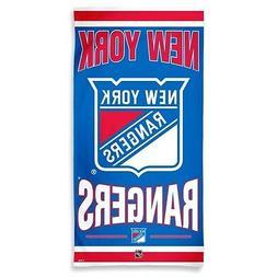 New York Rangers Beach Towel