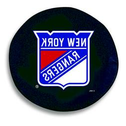 New York Rangers HBS Black Vinyl Fitted Spare Car Tire Cover