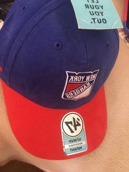 New York Rangers  Hockey Adjustable Infant Cap Hat 47 MVP