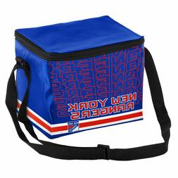 New York Rangers Impact 6 Pack Cooler