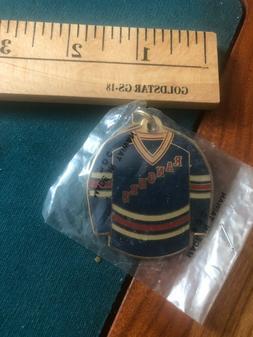New York Rangers Jersey Hockey Key Chain fob NHL