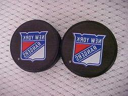 New York Rangers National Hockey League Mini Hockey Puck Cha