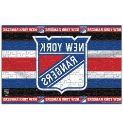 New York Rangers Wincraft NHL 150 Piece Puzzle in box FREE S