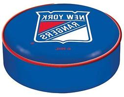 New York Rangers NHL Bar Stool Cover Slip On Replacement Sea