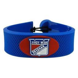 New York Rangers NHL Classic Hockey Puck Bracelet Free Shipp
