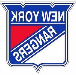 New York Rangers NHL Hockey sticker wall decor large vinyl d