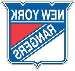 New York Rangers NHL Hockey Car Bumper Locker Notebook Stick