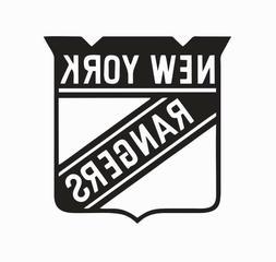 New York Rangers NHL Hockey Vinyl Die Cut Car Decal Sticker