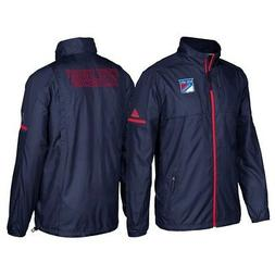 New York Rangers Adidas NHL Men's Authentic Pro Rink  Jacket