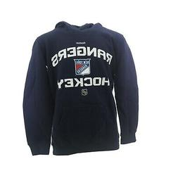 New York Rangers Official NHL Apparel Kids Youth Size Hooded