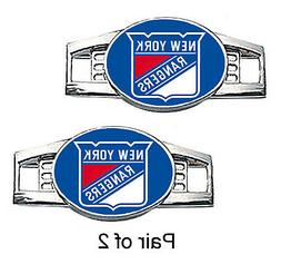 New York Rangers Shoe Charms / Paracord Charms