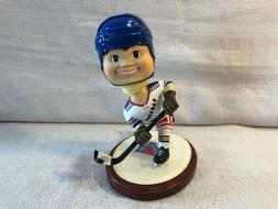 New York Rangers Slapshot Memory Company Bobbin Head Bobble
