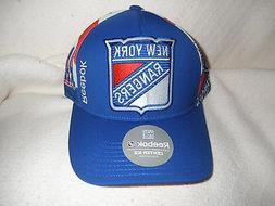 REEBOK NEW YORK RANGERS SNAP BACK HAT, NWT'S