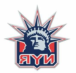 New York Rangers Sticker Decal S136 Hockey YOU CHOOSE SIZE