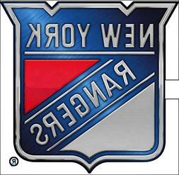 New York Rangers T-shirt NHL  Ash Black Khaki White Yellow.