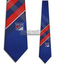 New York Rangers Ties FREE SHIPPING Mens Rangers Necktie Lic