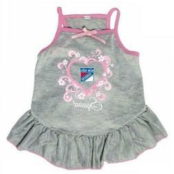 "New York Rangers ""Too Cute Squad"" Pet Dress"