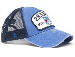 "New York Rangers ""Vintage"" NHL trucker hat cap"